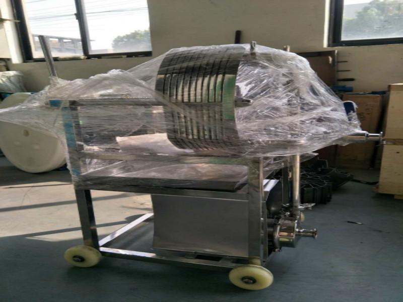 实验不锈钢压滤机