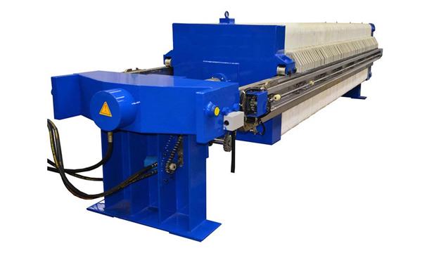 自动拉板压滤机